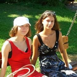 в Тарту (я-справа)