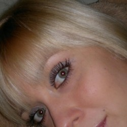 Now I am blondy again! Yeaahh)