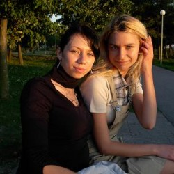 Я & Даша--->штромка